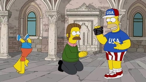 The Simpsons - Season 21 - Episode 16: The Greatest Story Ever D'ohed