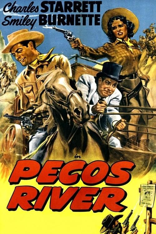 Película Pecos River Gratis