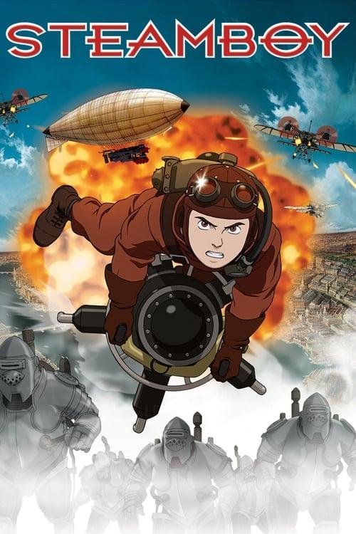 فيلم Steamboy مترجم اون لاين