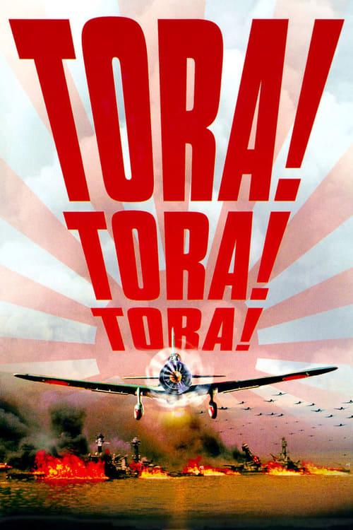 Tora! Tora! Tora! Poster