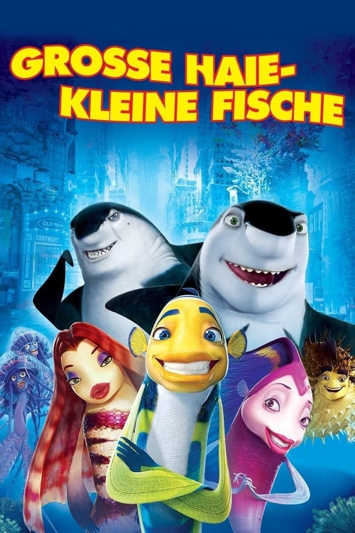 Große Haie - Kleine Fische - Animation / 2004 / ab 0 Jahre