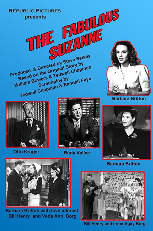 Assistir The Fabulous Suzanne Em Boa Qualidade Hd 1080p
