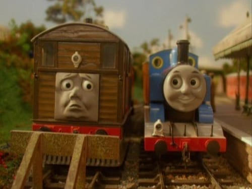 Thomas & Friends: Season 4 – Épisode Thomas & The Special Letter