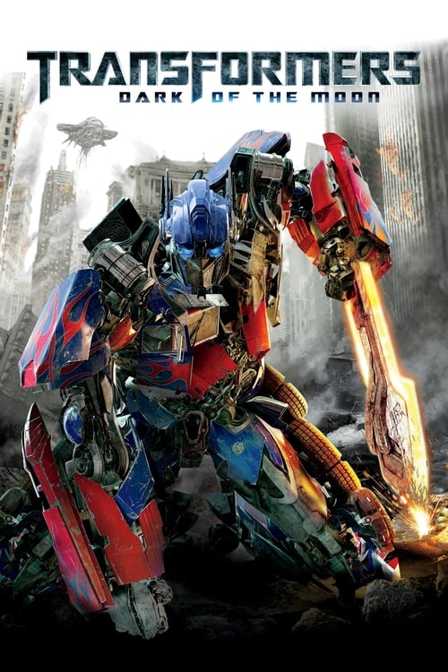Largescale poster for Transformers: Dark of the Moon