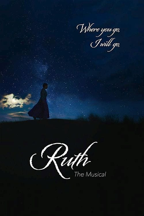 Ruth the Musical Poster