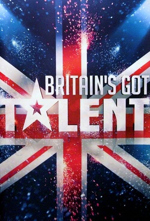 Britain's Got Talent poster