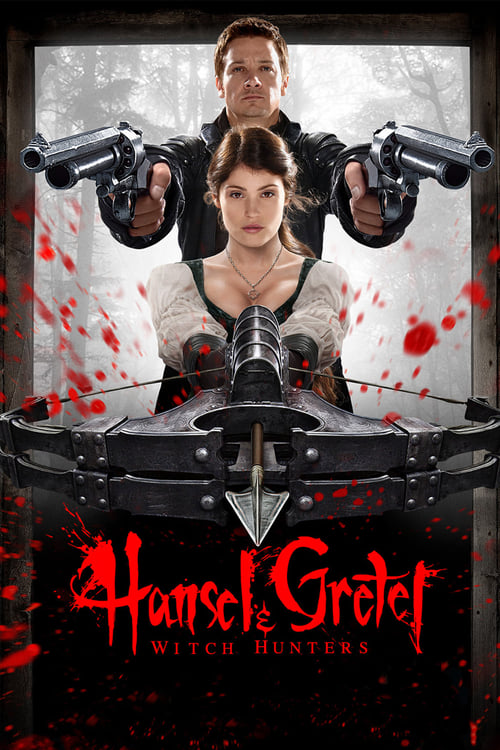 ★ Hansel & Gretel : Witch Hunters (2013) streaming