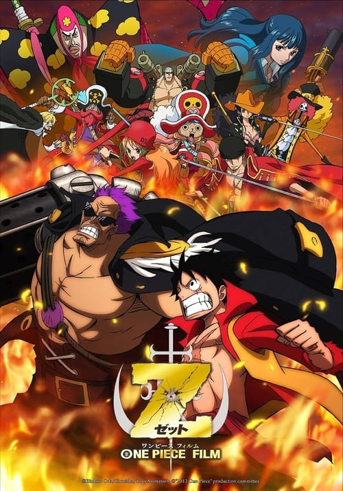[VF] One Piece, film 12 : Z (2012) streaming openload
