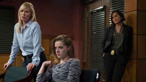 Law & Order: Special Victims Unit - Season 15 - Episode 15: Comic Perversion (I)