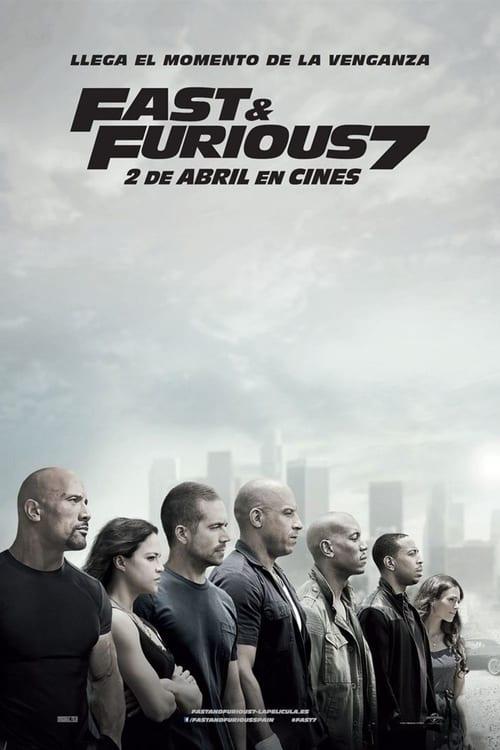 Furious 7 pelicula completa