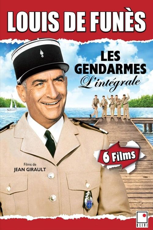 Le Gendarme De St Tropez Collection 1964 1982 The Movie