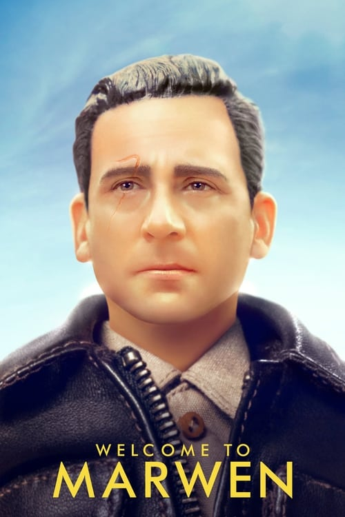 Poster. Welcome to Marwen (2018)