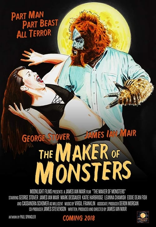 Mira La Película The Maker of Monsters En Línea