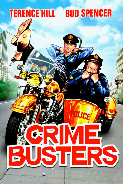 Crime Busters (1977) Poster