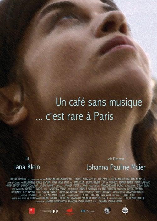 Filme Un café sans musique c'est rare à Paris Completamente Grátis