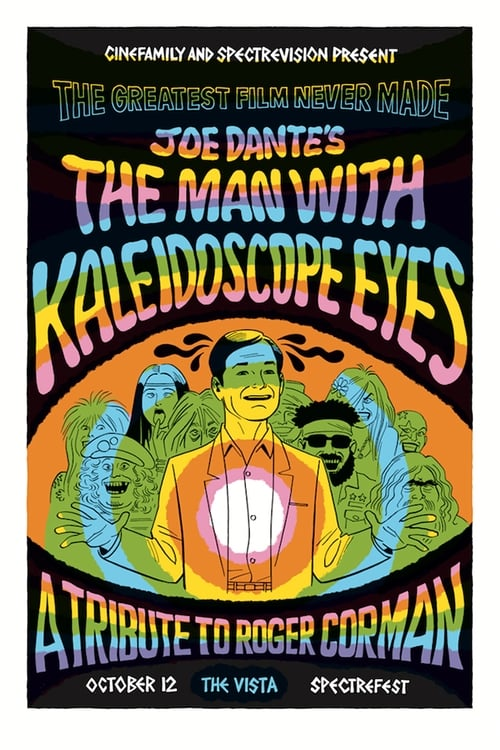 Assistir Filme The Man with Kaleidoscope Eyes Online