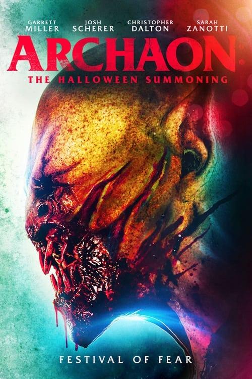 Archaon: The Halloween Summoning Poster