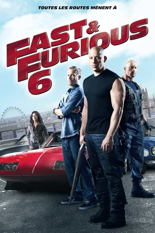 Image Fast and Furious 6