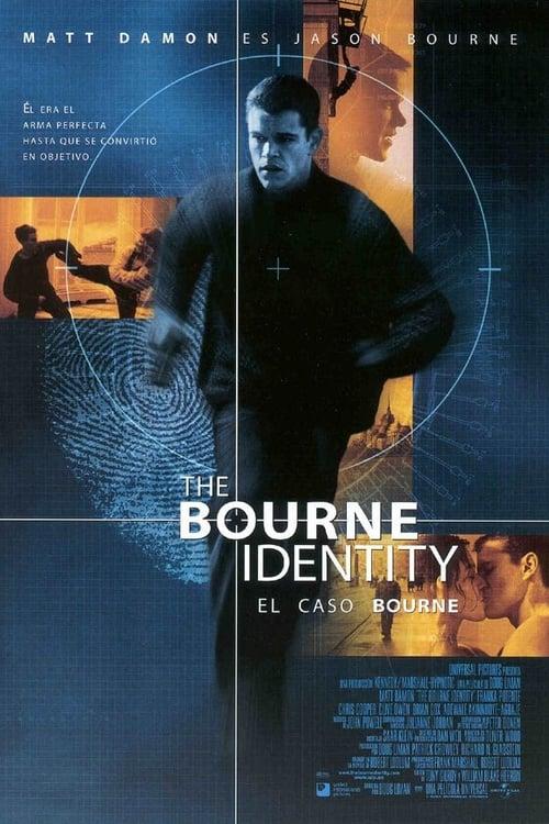 The Bourne Identity pelicula completa