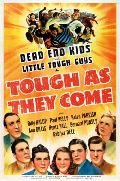 Película Tough as They Come Completamente Gratis