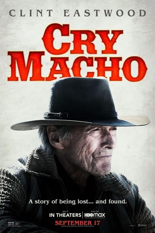 Full Movie! Watch- Cry Macho Online