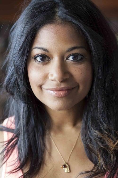 Kép: Rebecca Naomi Jones színész profilképe