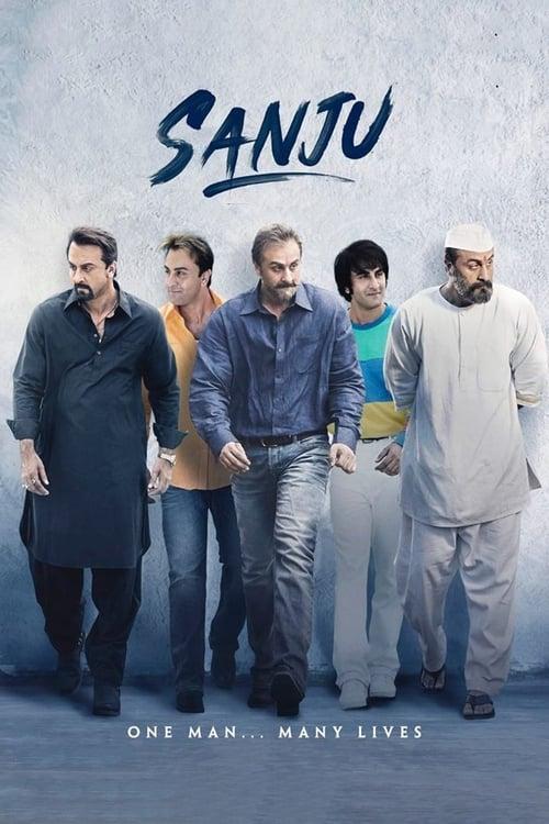Poster von Sanju
