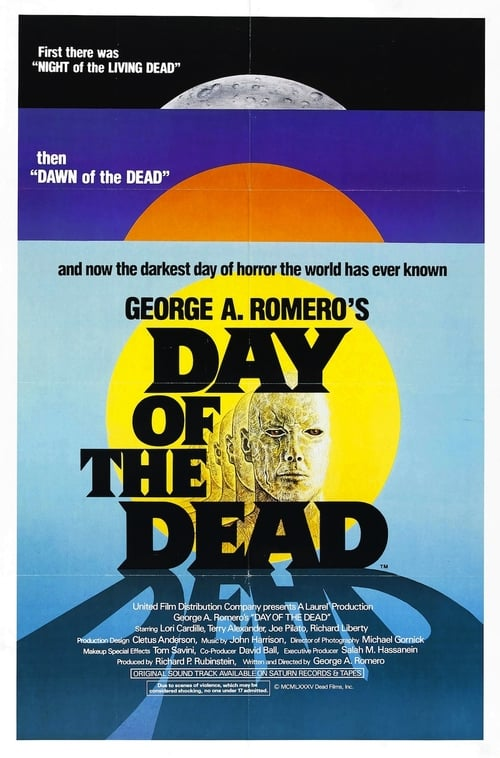 The poster of Day of the Dead