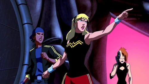 Young Justice: Invasion – Episode Before the Dawn