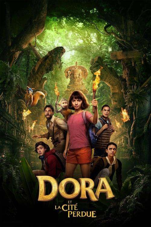 Voir Dora et la Cité perdue Film en Streaming VOSTFR