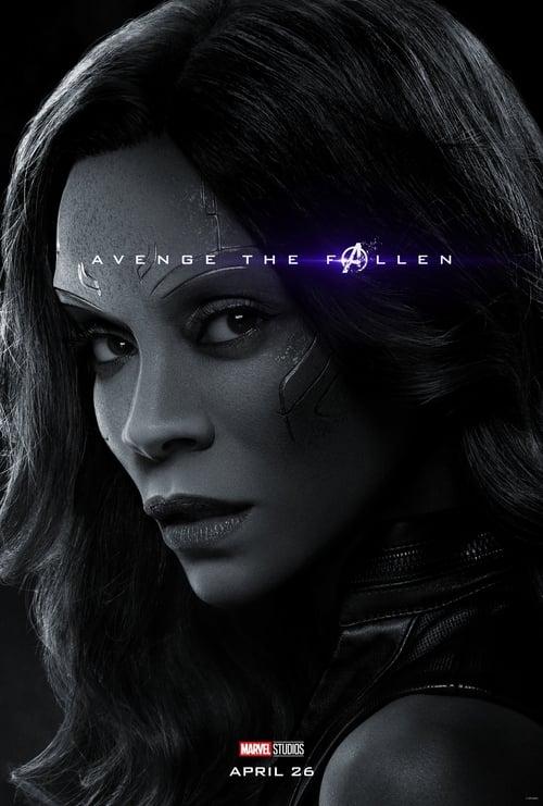 Avengers: Endgame Full Movie