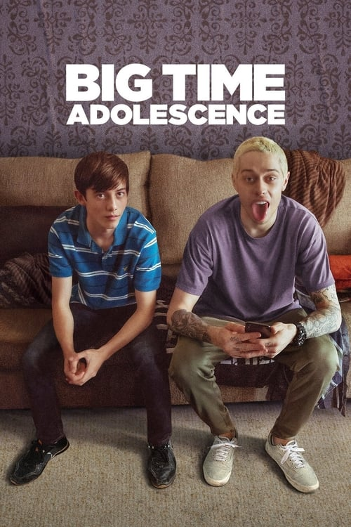Big Time Adolescence poster