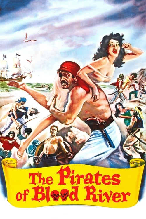 Película The Pirates of Blood River Gratis En Español