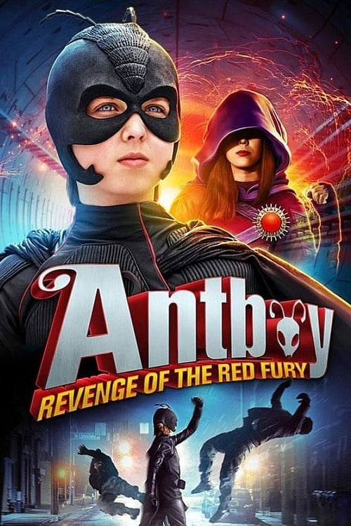 فيلم Antboy: Revenge of the Red Fury مترجم, kurdshow