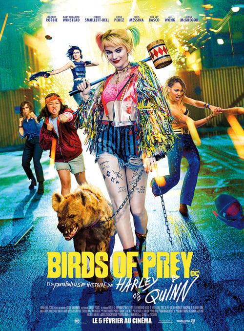 Regarder Birds of Prey et la fantabuleuse histoire de Harley Quinn Avec Sous-Titres Français