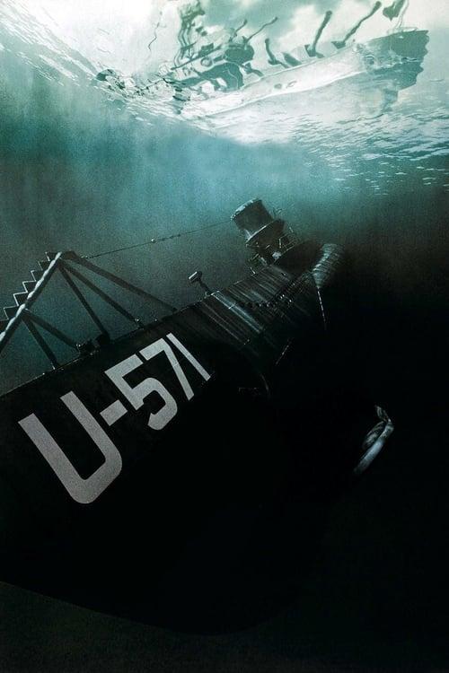 U-571 Movie Poster