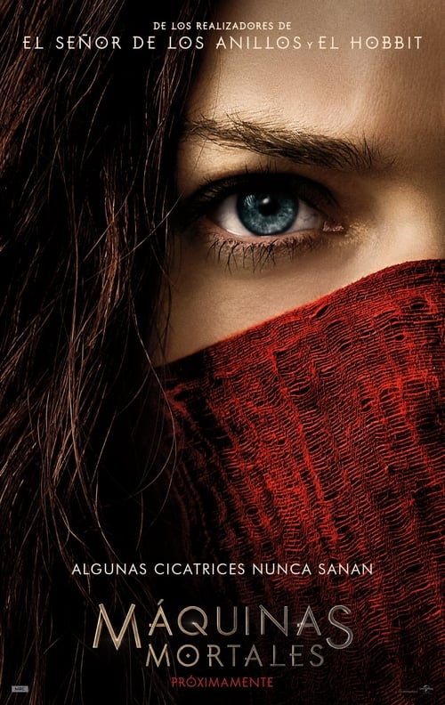 Mortal Engines (Máquinas mortales)