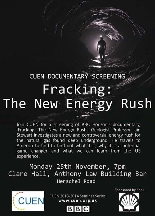 Fracking - the New Energy Rush MEGA