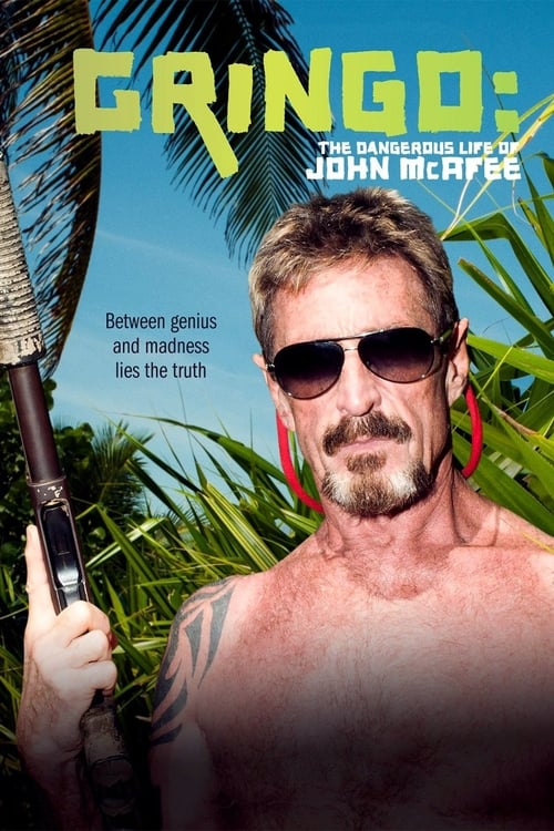Regarde Le Film Gringo: The Dangerous Life of John McAfee En Bonne Qualité Hd 720p