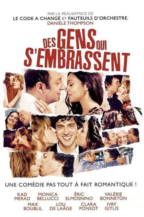 Película Des gens qui s'embrassent En Español