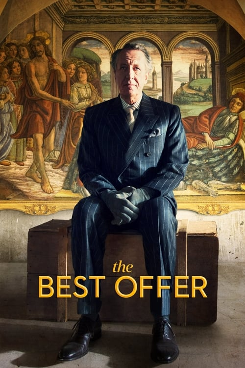 Download The Best Offer (2013) Movie Free Online