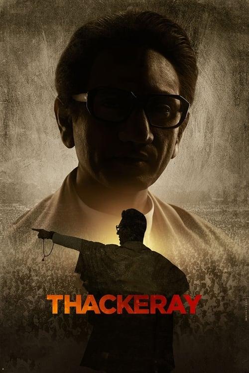 ठाकरे Movie Poster