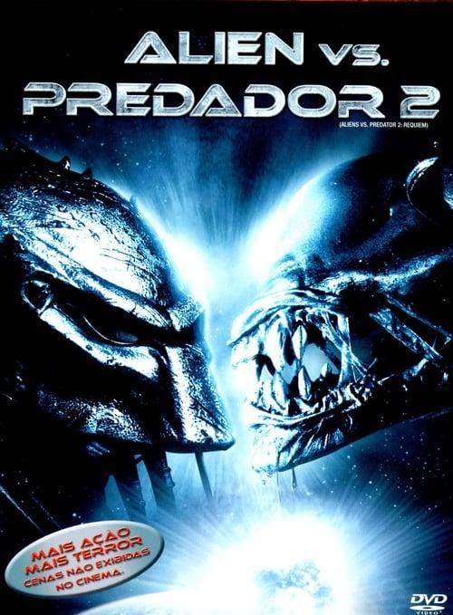 Assistir Alien vs. Predador 2 Dublado Em Português