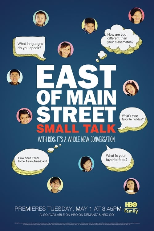 East of Main Street: Small Talk (2012)