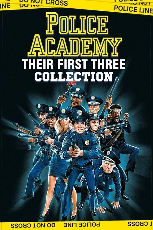 What Kind Police Academy Collection Part One