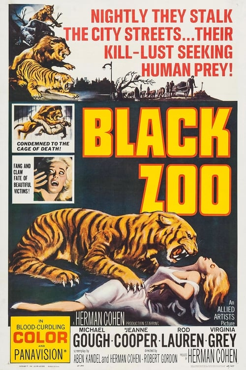 Filme Black Zoo Com Legendas On-Line