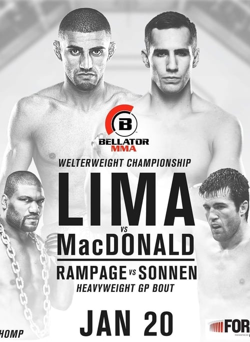 Bellator 192: Lima Vs. Macdonald