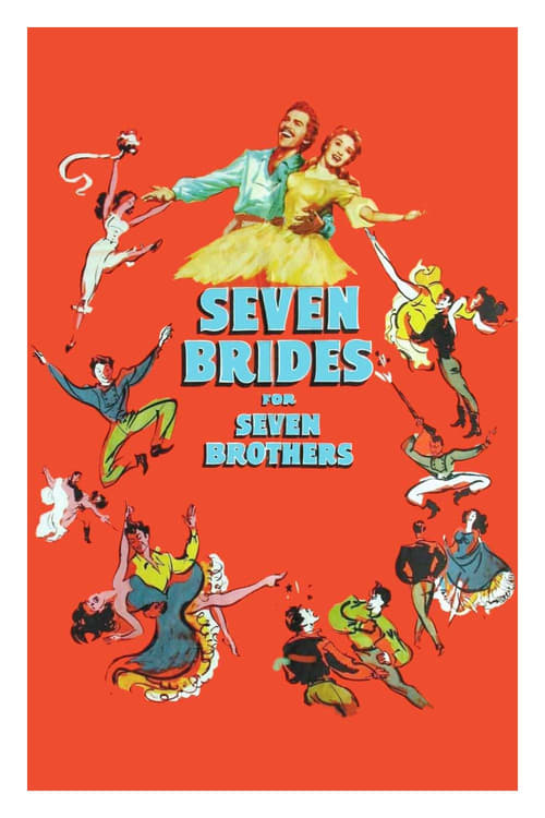 Download Seven Brides for Seven Brothers (1954) Best Quality Movie