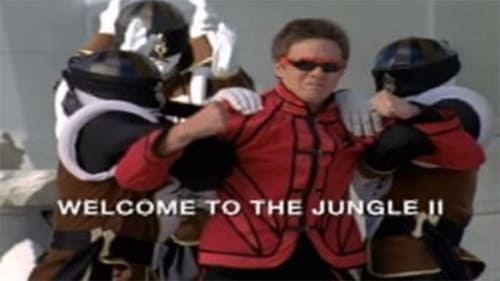 Power Rangers 2008 Blueray: Jungle Fury – Episode Welcome to the Jungle (2)