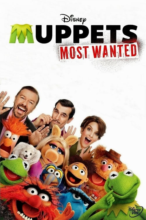 Streaming Muppets Most Wanted (2014) Full Movie
